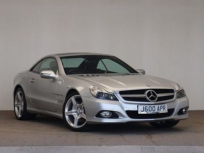 used Mercedes SL350 SL Class2dr Tip Auto 3.5