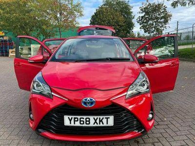used Toyota Yaris 1.5 VVT-i Icon Tech Hybrid