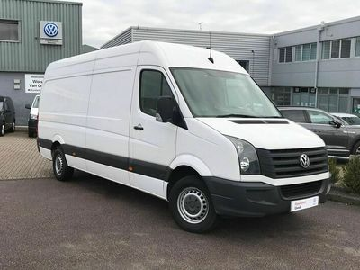 used VW Crafter 2.0 TDI 109PS High Roof Van