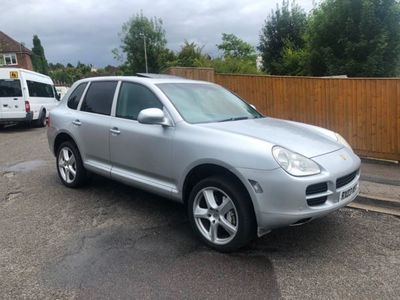 used Porsche Cayenne S 5dr Tiptronic S