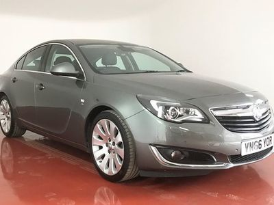 used Vauxhall Insignia 2.0 CDTi [170] ecoFLEX Elite Nav 5dr Start Stop [HOLDCROFT HAND PICKED US