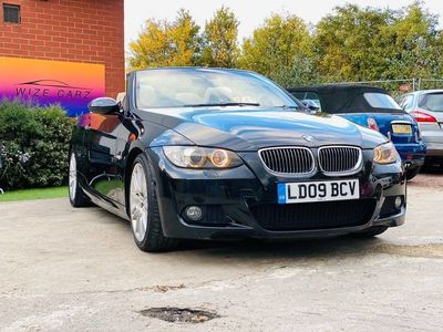 used BMW 330 Cabriolet