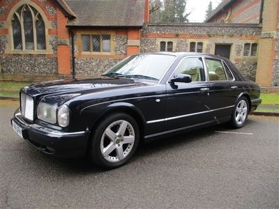 used Bentley Arnage RED LABEL 4-Door, 2000 ( )