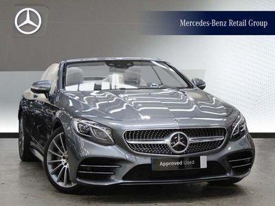used Mercedes S560 S-ClassAMG Line Premium 2dr Auto