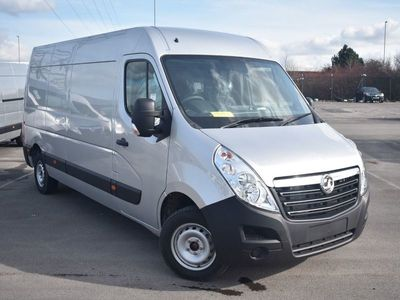 used Vauxhall Movano 3500 2.3 CDTI 130PS L3 H2, 2020 (69)
