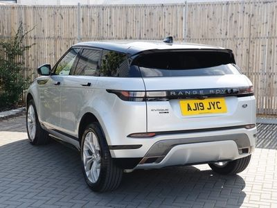 used Land Rover Range Rover evoque 2.0 P200 R-Dynamic S 5dr Auto Hatchback 2019