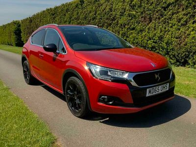 used DS Automobiles DS4 Crossback 1.6 BlueHDi Crossback 5d