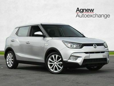 used Ssangyong Tivoli EX 1.6 5dr