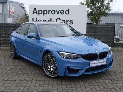 used BMW M3 M3Series 2018