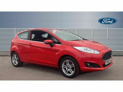 used Ford Fiesta 1.25 82 Zetec 3dr