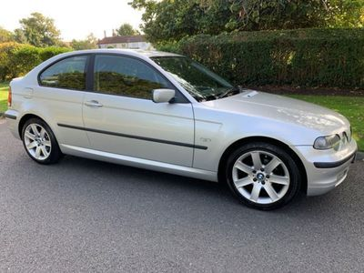used BMW 316 Compact 3 Series 1.8 ti SE 3dr
