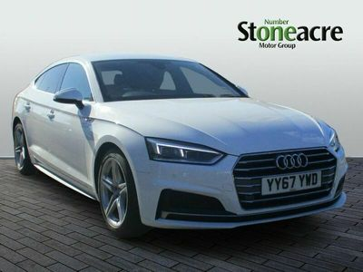 used Audi A5 2.0 TDI Ultra S Line 5dr S Tronic