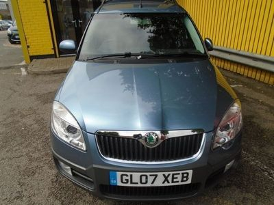 used Skoda Roomster Scout Roomster 2007TDi MPV 2007
