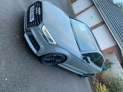 used Audi S3 2.0 TFSI Black Edition S Tronic quattro (s/s) 4dr