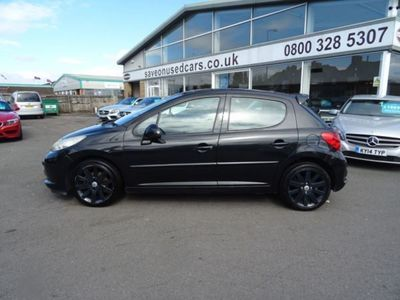 used Peugeot 207 1.6 HDi GT 5dr