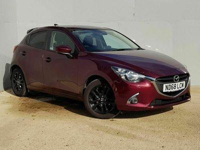used Mazda 2 1.5 SKYACTIV-G Black+ Edition (s/s) 5dr
