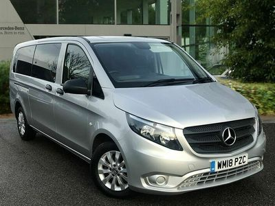 used Mercedes Vito 114 CDI Select 8-Seater