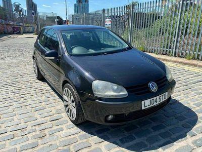 used VW Golf 1.6 FSI SE 3dr