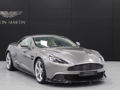 used Aston Martin Vanquish V12 [595] S 2+2 2dr Touchtronic Auto