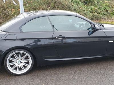 used BMW 325 3-Series Convertible d M Sport 2d