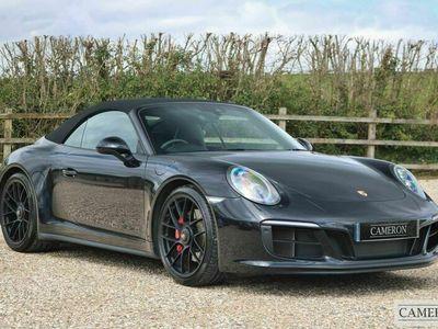 used Porsche 911 Carrera GTS 3.0T 991 PDK (s/s) 2dr