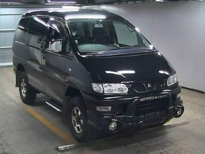 used Mitsubishi Space Gear  Delcia Space Gear 3.0 V6 PETROL AUTO DELICACHAMONIX 4WD FIELD EDITION 4-Door ON ITS WAY FROM JAPAN BEST OF BOTH MPV&FOUR WHEEL