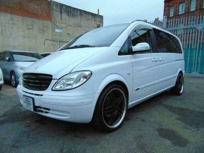used Mercedes Viano -