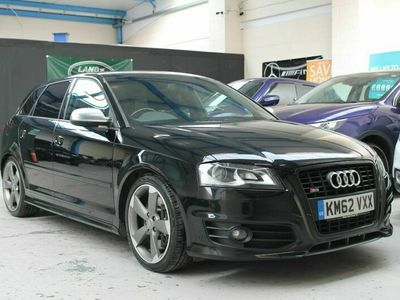 used Audi A3 S3 Quattro Black Edition 5dr [Technology] 1 Pre Owner