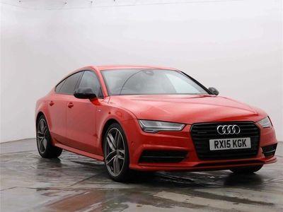 used Audi A7 3.0T FSI Quattro Black Edition 5dr S Tronic