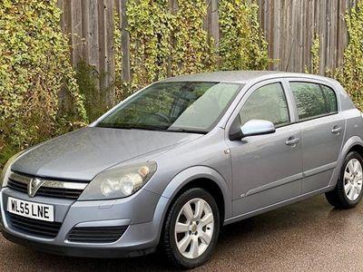 used Vauxhall Astra Hatchback 1.6i 16V Breeze 5d
