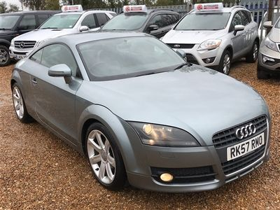 used Audi TT 2.0 TFSI Exclusive Line 2dr