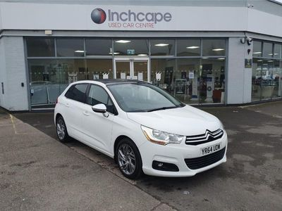 used Citroën C4 1.6 e-HDi [115] Selection 5dr