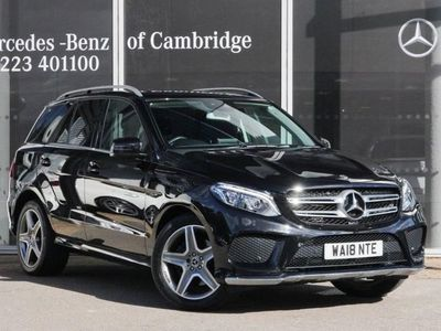 used Mercedes GLE250 GLE Class GLE4Matic AMG Line 5dr 9G-Tronic suv 2018