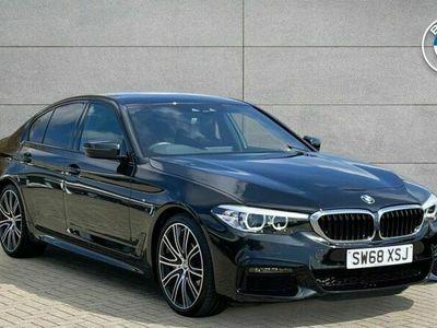 used BMW 530 i M Sport Saloon