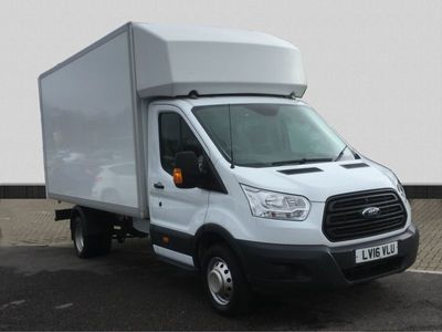 used Ford Transit 2.2 Tdci 125Ps Heavy Duty Chassis Cab