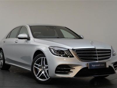 used Mercedes S350L S-ClassL Amg Line Executive 4Dr 9G-Tronic