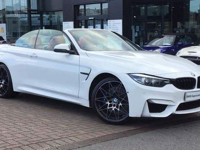 used BMW M4 2dr DCT [Competition Pack] 3.0