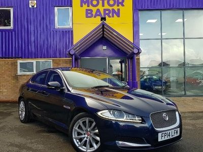 used Jaguar XF 3.0 TD V6 Premium Luxury 4dr (start/stop)