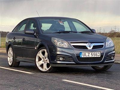 used Vauxhall Vectra 1.8 VVT SRI 5d 140 BHP