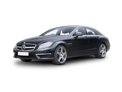 used Mercedes CLS63 AMG S 4dr Tip Auto amg coupe