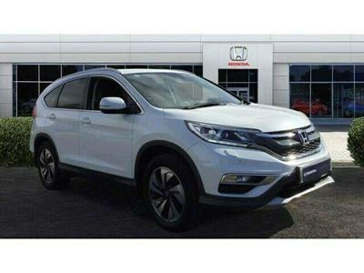 used Honda CR-V 2.0 i-VTEC SR 5dr [DASP] Petrol Estate