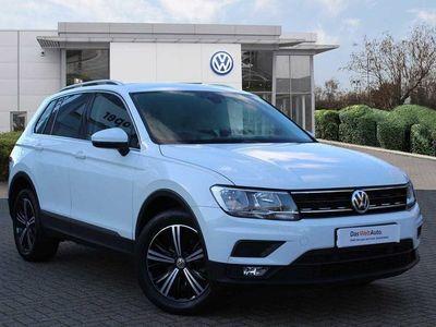 used VW Tiguan 1.4 Tsi 150 4Motion Se Nav 5Dr Dsg