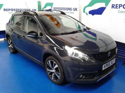 used Peugeot 2008 1.6 BlueHDi GT Line (s/s) 5dr