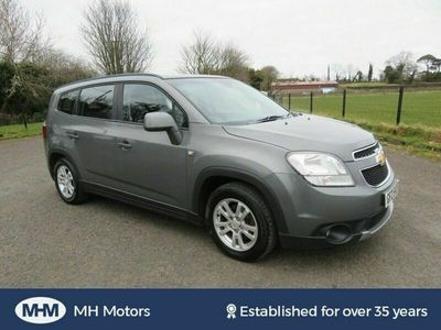 used Chevrolet Orlando 1.8 LT 5dr 141 BHP SPACIOUSFAMILY 7 SEATER