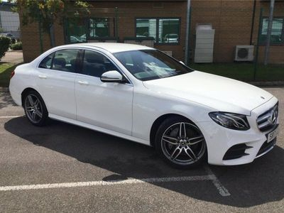 used Mercedes E220 E CLASS DIESEL SALOONAMG Line 4dr 9G-Tronic
