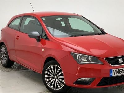 used Seat Ibiza 1.2 TSI 90 Connect 3dr