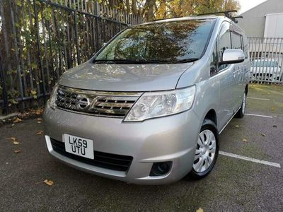 used Nissan Serena 2010 AUTOMATIC 2.0 8 SEATS ELECTRIC DOOR 5dr