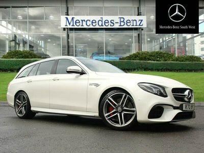 used Mercedes E63S AMG E-Class4Matic+ Premium 5dr 9G-Tronic