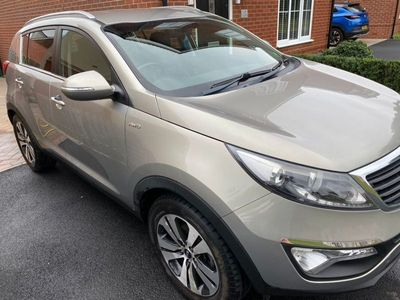 used Kia Sportage 2.0 CRDi First Edition AWD 5dr