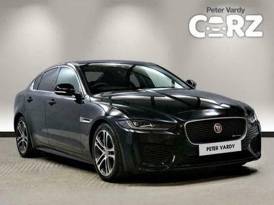 used Jaguar XE Saloon 2.0 R-Dynamic SE 4dr Auto